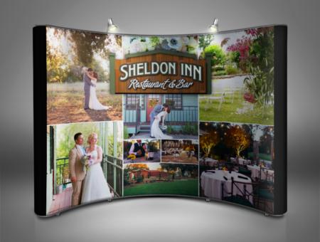 Wedding Venue Display